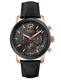 Breil - Stainless Steel Chronograph Watch