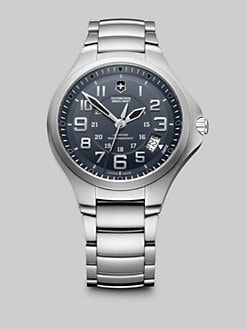 Victorinox Swiss Army - Basecamp Stainless Steel Watch