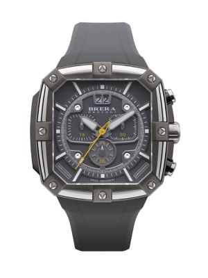 Supersportivo Stainless Steel Chronograph Watch