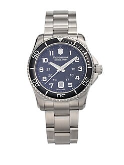 Victorinox Swiss Army - Maverick GS Stainless Steel Watch
