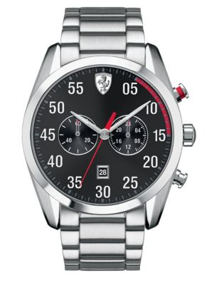 D50 Stainless Steel Chronograph Watch