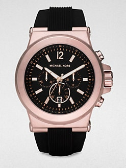 Michael Kors - Dylan Stainless Steel Chronograph Watch