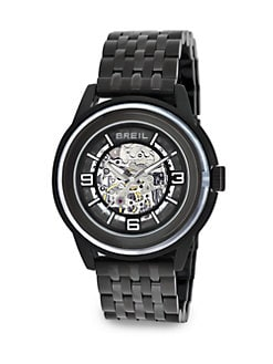 Breil - Orchestra Stainless Steel Watch