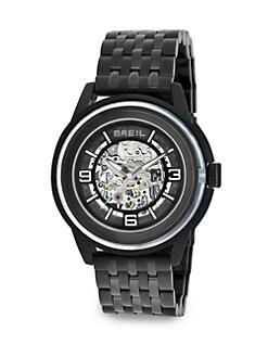 Breil - Orchestra Stainless Steel Watch