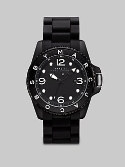 Marc by Marc Jacobs - Black IP and Stainless Steel Watch