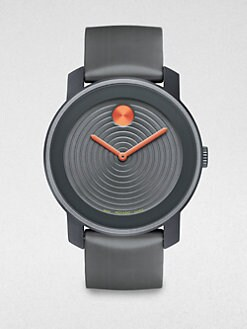 Movado - Large Bold Watch/Gray
