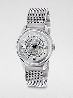 Breil - Automatic Stainless Steel Watch