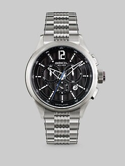 Breil - Chronograph Watch/Steel Bracelet