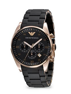Emporio Armani - Sport Chronograph Watch