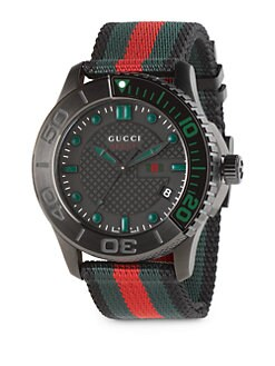 Gucci - G Timeless  Collection Watch