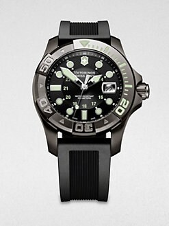 Victorinox Swiss Army - Dive Master Stainless Steel Watch