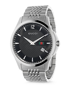 Gucci - G Timeless Stainless Steel Watch