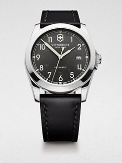 Victorinox Swiss Army - Infantry Stainless Steel Watch