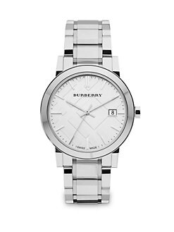 Burberry - Stainless Steel Watch