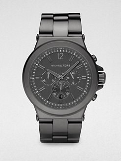 Michael Kors - Stainless Steel Chronograph Watch