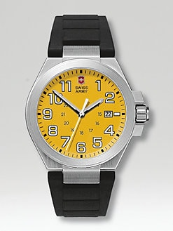 Victorinox Swiss Army - Action Camp Yellow Watch