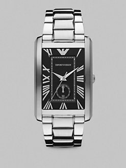 Emporio Armani - Classic Stainless Steel Watch