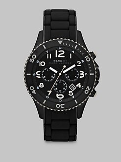 Marc by Marc Jacobs - Rock Chronograph Watch