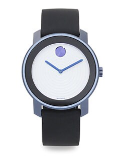 Movado - Bold Large Aluminum Watch