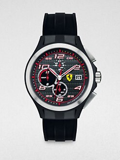 Scuderia Ferrari - Lap Time Chronograph Watch