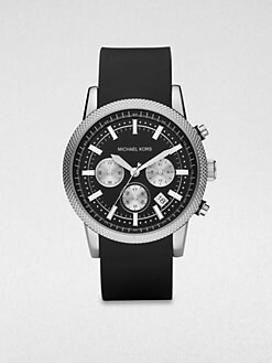 Michael Kors - Scout Stainless Steel Chronograph Watch