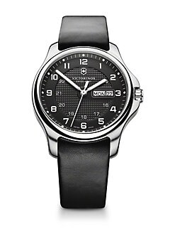Victorinox Swiss Army - Officer Day Watch