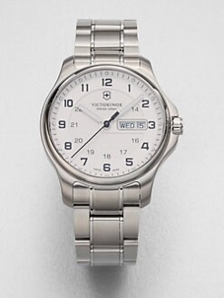 Victorinox Swiss Army - Officers' Bracelet Watch