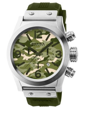 Eterno Chronograph Watch