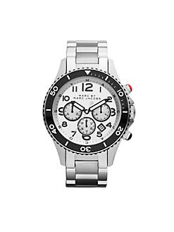 Marc by Marc Jacobs - Stainless Steel Chronograph Watch