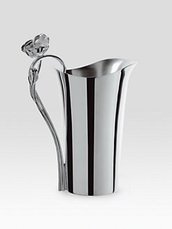 Christofle - Silver Water Pitcher