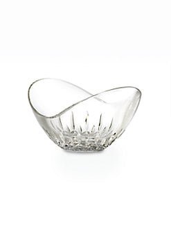 Waterford - Lismore Essence Crystal Ellipse Bowl
