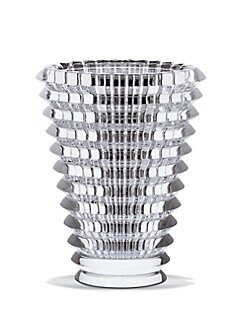 Baccarat - Eye Crystal Vase/6