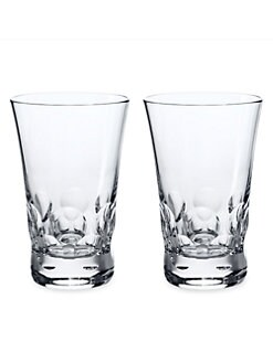 Baccarat - Beluga Highballs, Set of 2