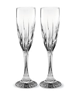 Baccarat - Jupiter Champagne Flutes, Set of 2