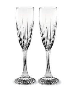 Baccarat - Jupiter Champagne Flutes/Set of 2