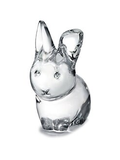 Baccarat - Minimals Crystal Bunny