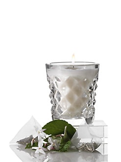 Waterford - Crystal Illuminology Diama Candle/Mint Jasmine