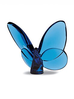 Baccarat - Lucky Butterfly/Sapphire