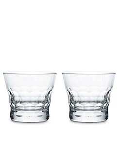 Baccarat - Biba Tumbler No. 2/Set of 2
