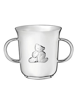 Christofle - Charlie Bear Baby Cup