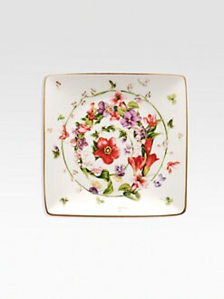 Versace - Flower Fantasy Canape Dish