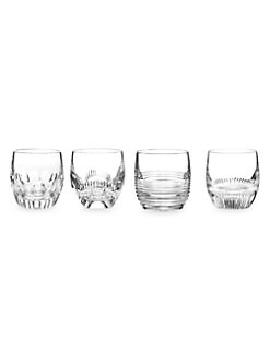 Waterford - Mixolgy Mixed Double Old Fashioned/Set of 4