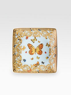 Versace - Butterfly Garden Canape Dish