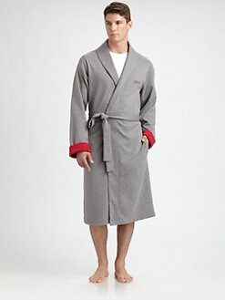 BOSS Black - Innovation Shawl Collar Robe