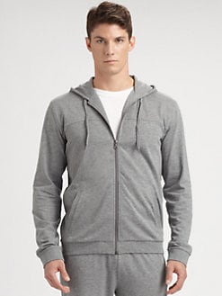 Hugo Boss - Innovation Hooded Jacket