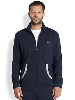 BOSS HUGO BOSS - Innovation Full-Zip Lounge Jacket