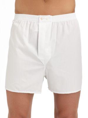Derek Rose Solid Boxer Shorts | Clothing
