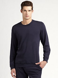 Hanro - Long-Sleeve Lounge Tee