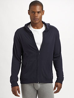 Hanro - Zip-Up Hoodie