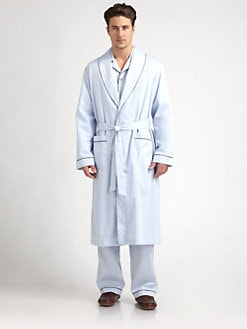 Hanro - Cotton Robe